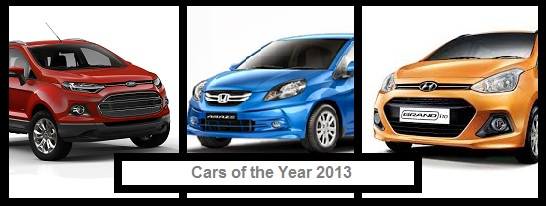 Cars of the Year 2013: What makes the EcoSport, Amaze and Grand i10 popular?