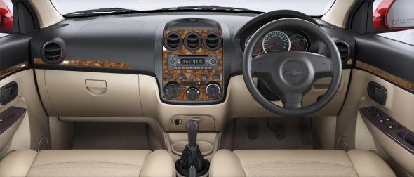 Chevrolet Enjoy MPV Interiors