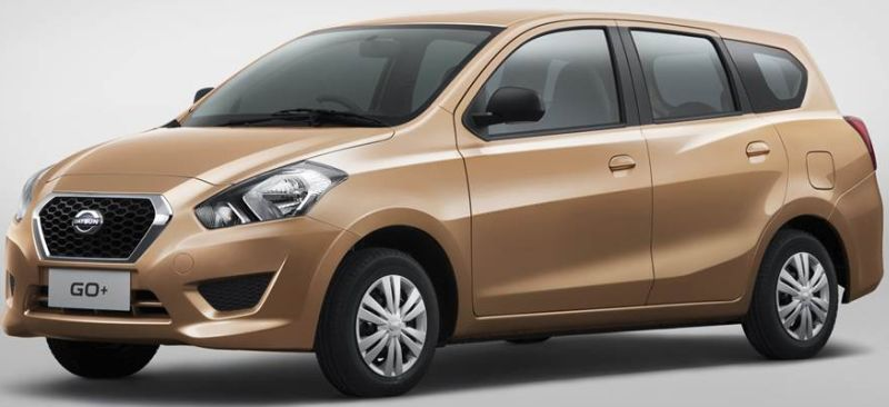 Datsun Go hatchback, Go+ MPV and i2 concept coming to the 2014 Indian Auto Expo