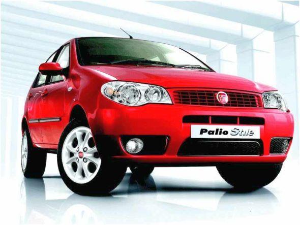 Fiat Palio Stile Diesel Image