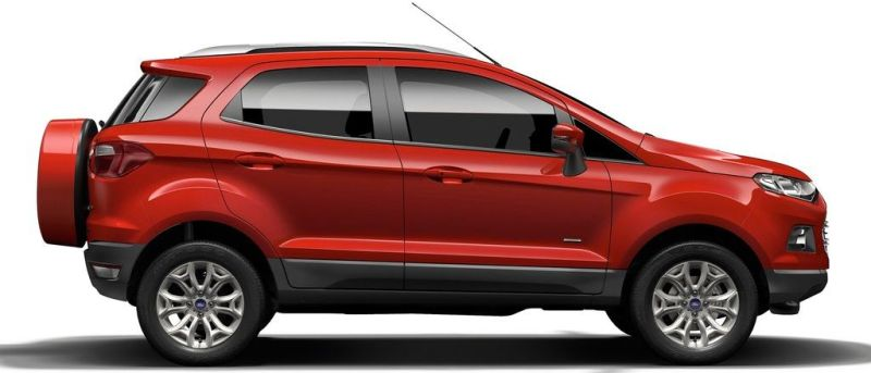 A reason for long waiting periods: 1 out of 5 made-in-India Ford EcoSports exported