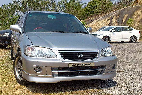 Honda City Sedan Image