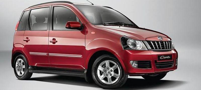 Mahindra Quanto Compact SUV Pic
