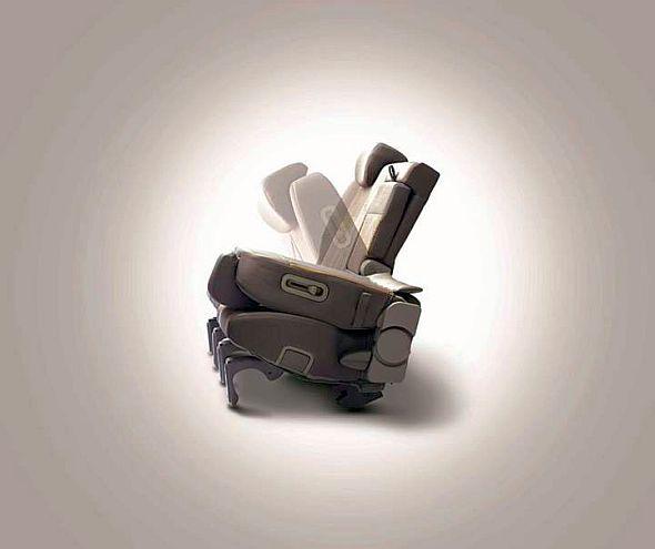 Mahindra Quanto Yoga Seats Pic