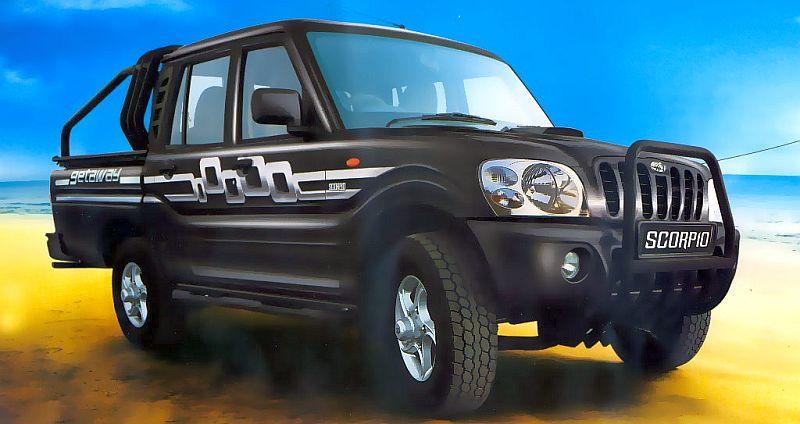 Mahindra Scorpio Getaway 4X4 Featured