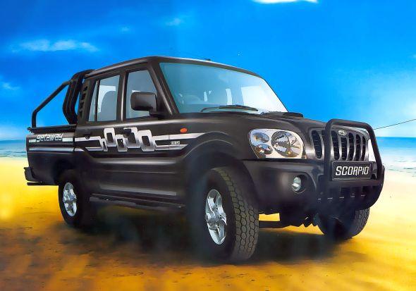 Mahindra Scorpio Getaway 4X4 SUV Pic