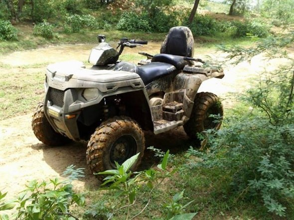 Exclusive: Soon ride Polaris Sportsman 500 legally on the road, being homologated