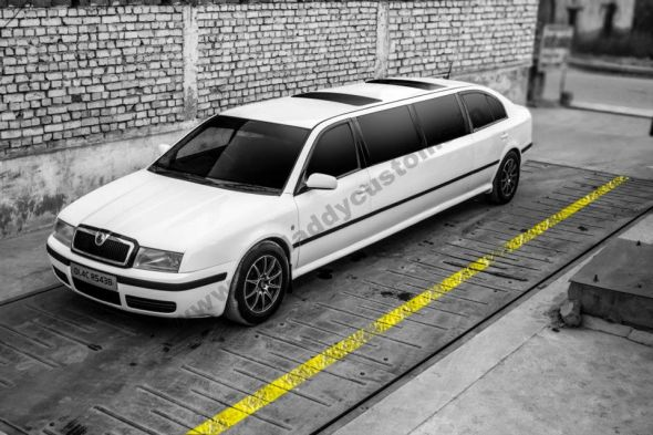 Skoda Octy Royale Limousine Image