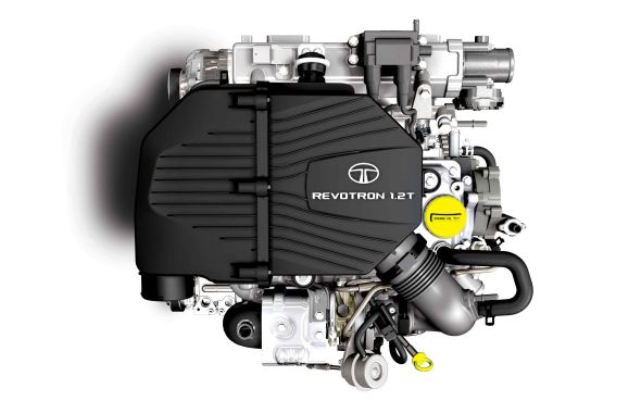 Tata Motors' Revotron 1.2 liter turbo petrol engine Pic