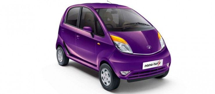 Tata Nano Twist Feature