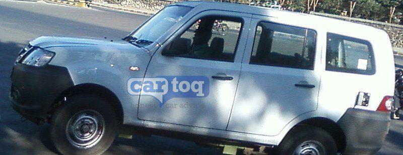 CarToq Scoop: Entry-level Tata Sumo Grande CR4 to take on Mahindra Bolero