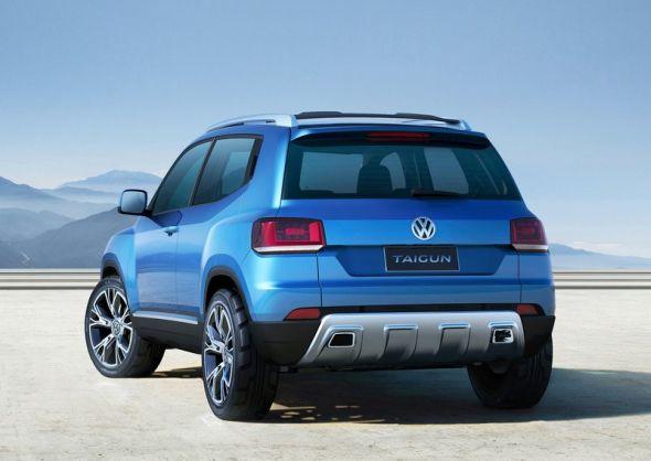 Volkswagen Taigun Compact SUV Concept Photo