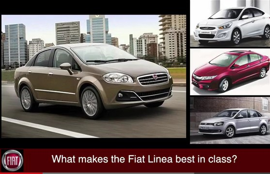 Video Snapshot: What makes the New Fiat Linea best in class