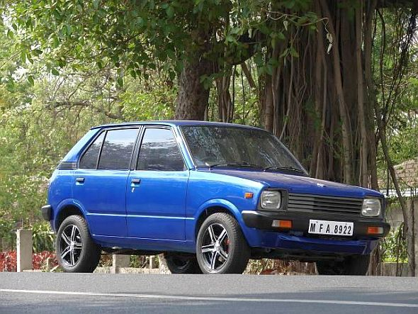 Iconic Maruti Suzuki 800 Hatchback Discontinued For Good