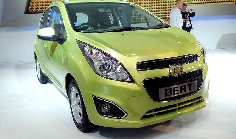 2014 Chevrolet Beat Facelift Photo