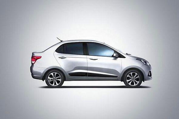 Hyundai Xcent Compact Sedan Image