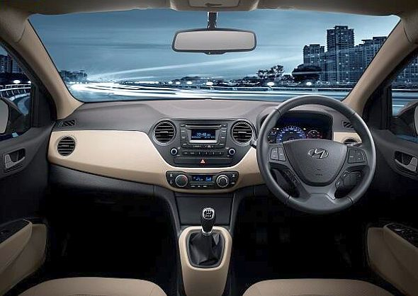2014 Hyundai Xcent Compact Sedan Photo