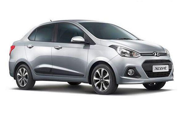 Hyundai Xcent Compact Sedan Pic