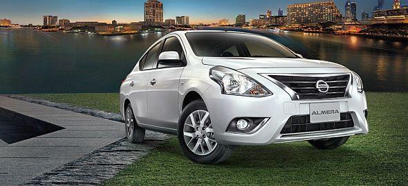 Nissan Sunny Sedan Facelift Image