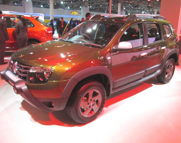 Renault Duster Adventure SUV Pic