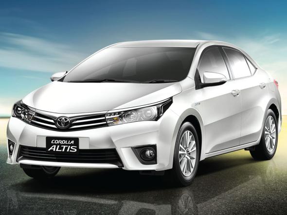 2014 Toyota Corolla Altis Sedan Pic