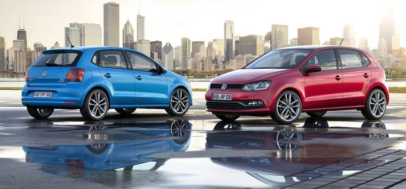 2014 Volkswagen Polo Facelift 1