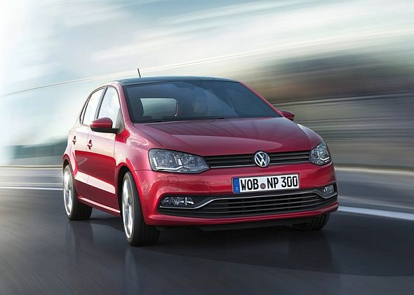 Volkswagen Polo Facelift Photo