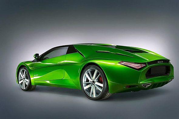 DC Design Avanti Sportscar Pic