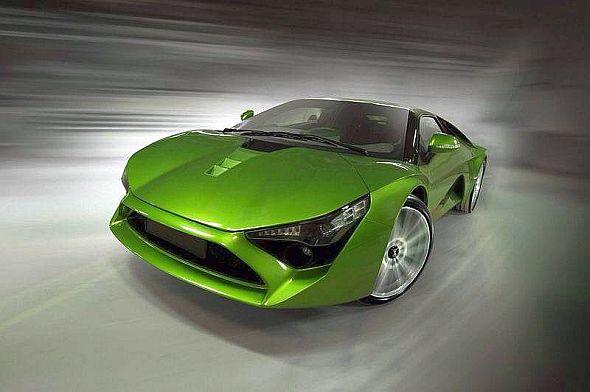 Production-spec DC Design Avanti Sportscar Pic
