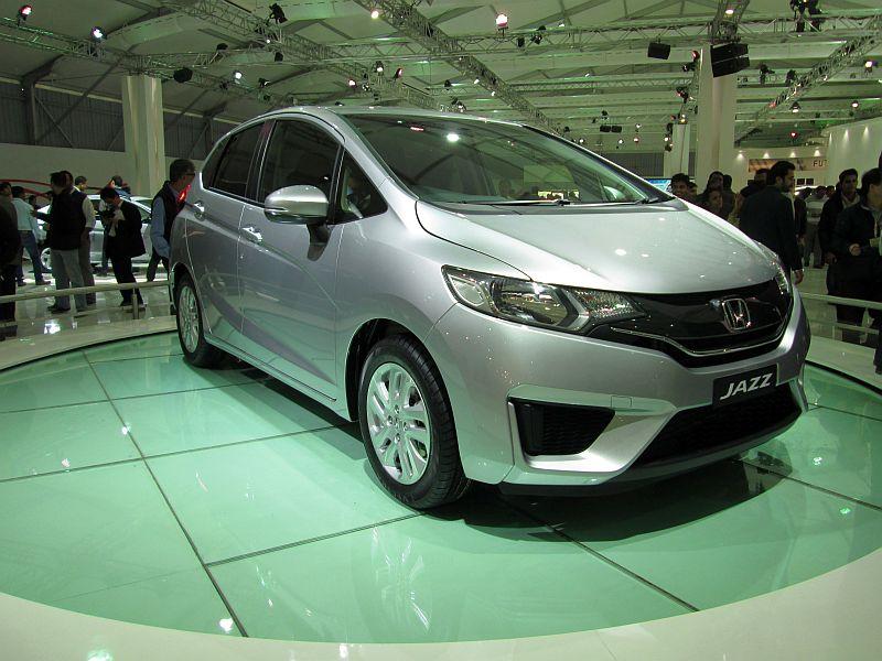 Honda Jazz B+ Hatchback Image
