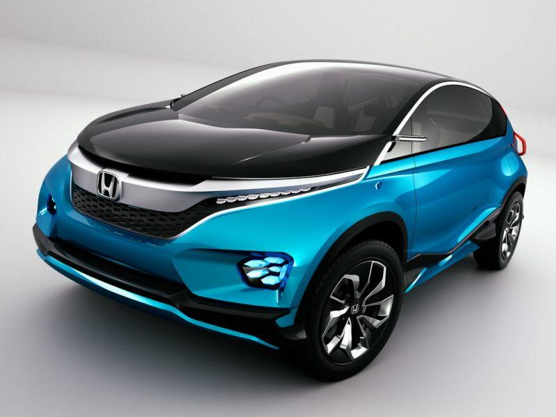 Honda Vision XS-1 Concept Picture