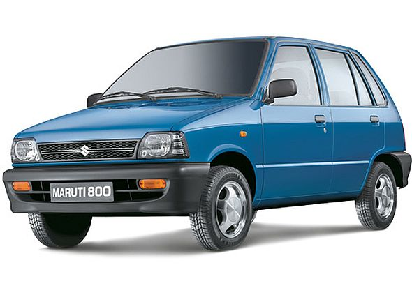 Maruti Suzuki 800 Hatchback Car Discontinued In India