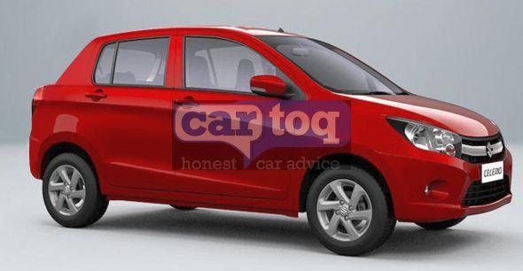 Maruti Suzuki Celerio based compact sedan speculative render pic