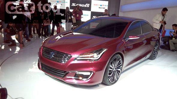 Maruti Suzuki Ciaz Concept Sedan YL1 AuthenticS Pic