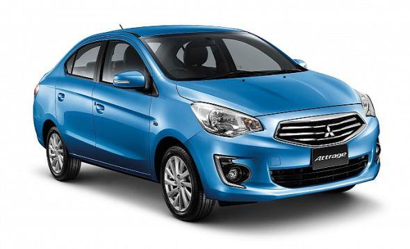 Mitsubishi Attrage Sedan Image