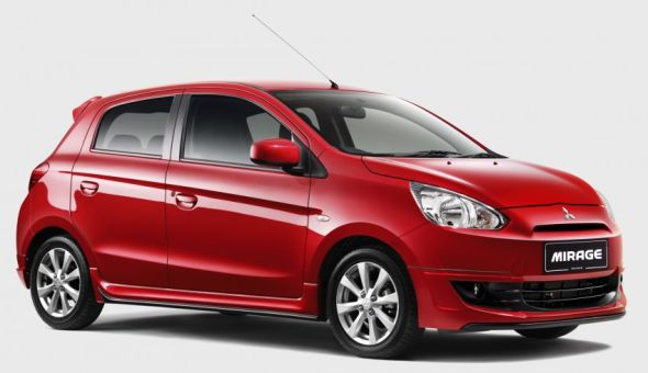Mitsubishi Plans 5 New Cars For India By 2016
