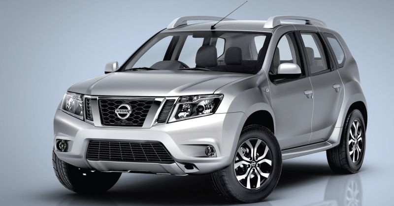 Will you buy a Nissan Terrano 4X4 SUV for 14 lakh rupees?