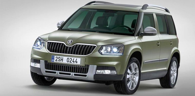 Skoda India plans to launch two all-new SUVs