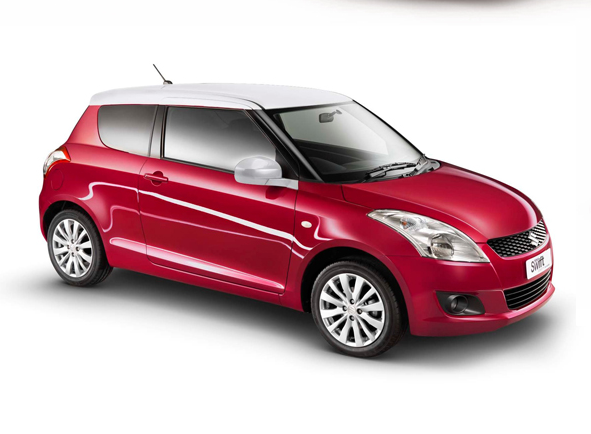 Maruti Suzuki Swift Three Door Photo