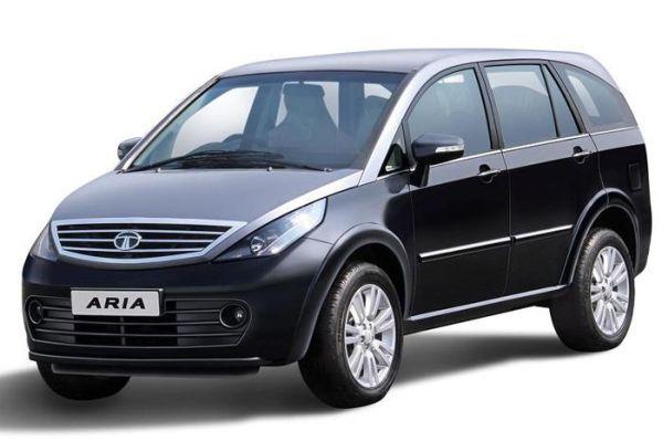 Tata Aria Automatic Crossover Pic