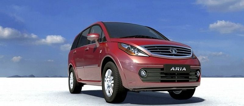 Tata Aria Featured