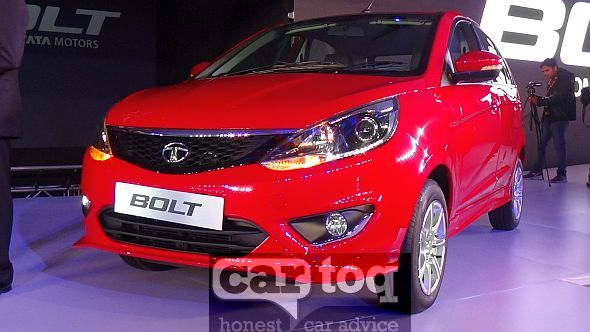 2014 Tata Bolt B+ Segment Hatchback Front Photo