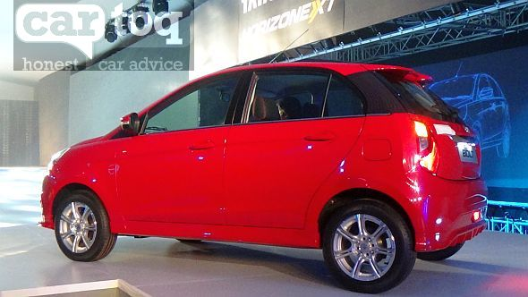 Tata Bolt B+ Segment Hatchback Image