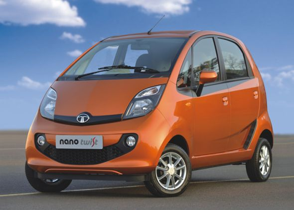 Tata Nano Twist Active AMT Hatchback Pic