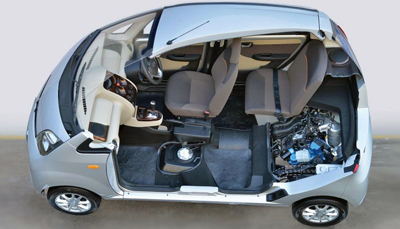 Tata Nano Twist Amt Launch Details Of India S Least Priced
