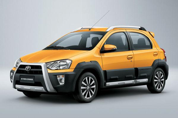 2014 Toyota Etios Cross Hatchback Pic