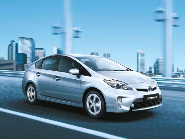 Toyota Prius Hybrid Image
