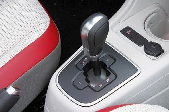 Volkswagen Up!'s ASG Automated Manual Transmission Image