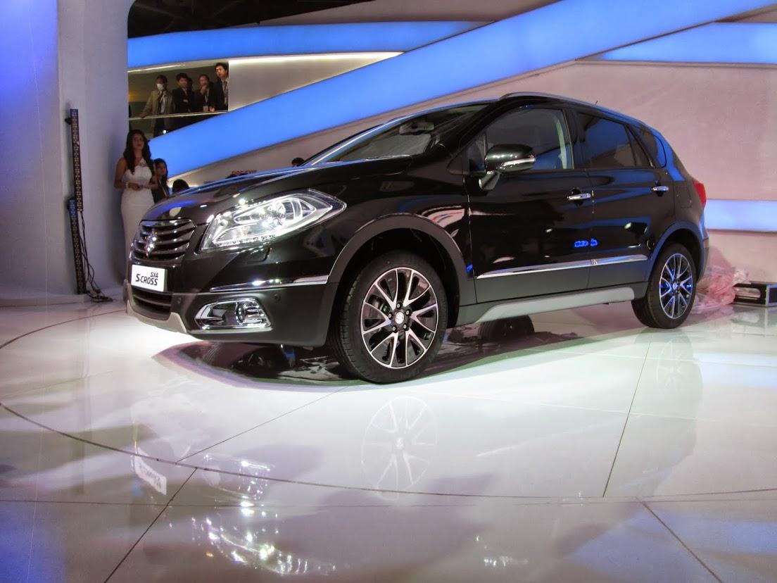Maruti Suzuki Sx Crossover Price In India