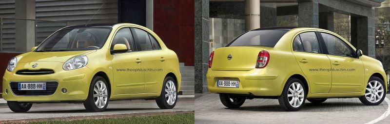 Nissan India considering sub-4 meter compact sedan and SUV